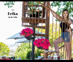 Erika book cover