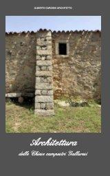 Architettura delle Chiese campestri Galluresi book cover