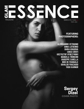 GLAM ESSENCE 3bis - year 2021 book cover