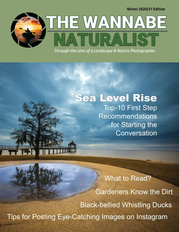 View The Wannabe Naturalist Magazine Edition 21-1 by Eugene L Brill