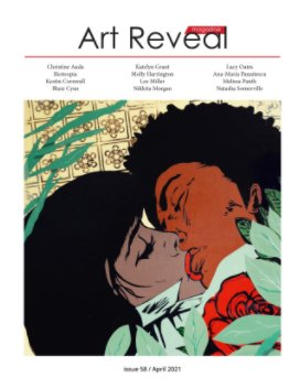Art Reveal Magazine #58 book cover