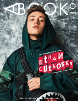 A BOOK OF Ethan Cutkosky Cover 2 book cover