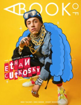 A BOOK OF Ethan Cutkosky Cover 1 book cover