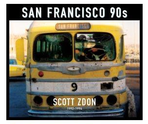 San Francisco 90s book cover