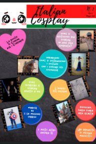 Italian Cosplay n°1 book cover