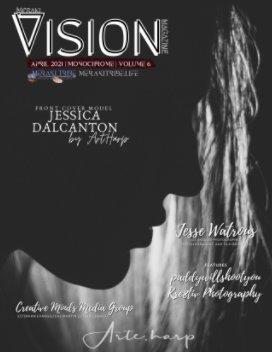 Meraki Vision Magazine April Monochrome 2021 book cover