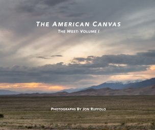 The American Canvas book cover