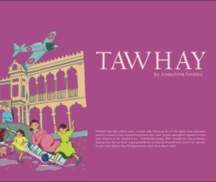 Tawhay book cover