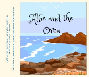 Albe and the Orca book cover
