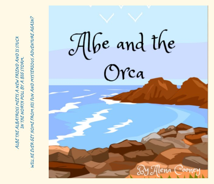 View Albe and the Orca by Alena Cooney