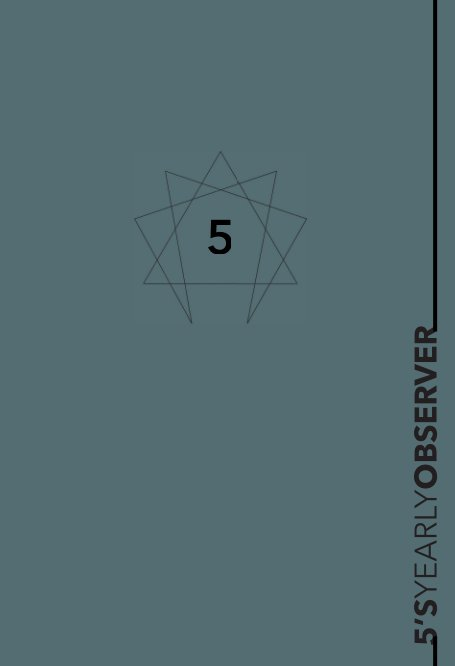 View Enneagram 5 YEARLY OBSERVER Planner by enneaPAGES