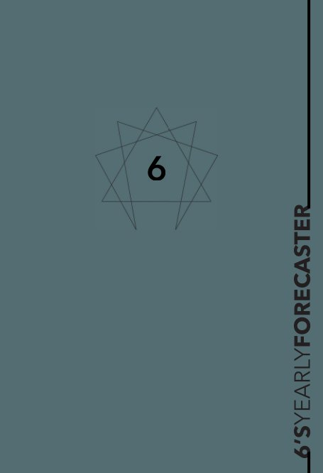View Enneagram 6 YEARLY FORECASTER Planner by enneaPAGES