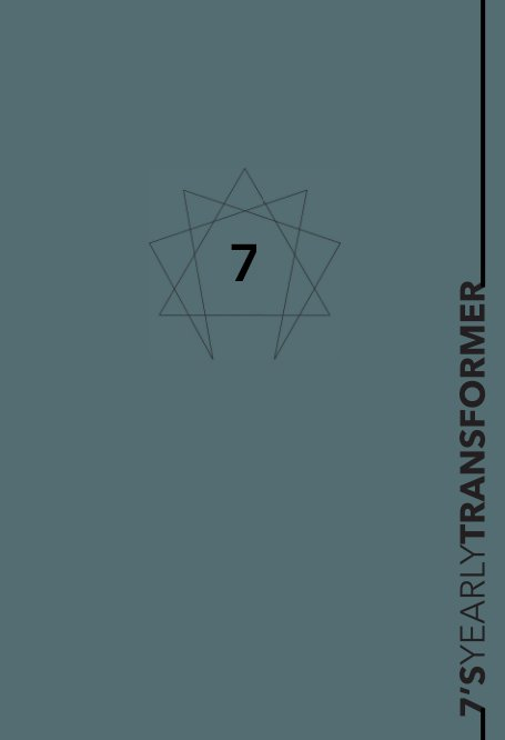 Visualizza Enneagram 7 YEARLY TRANSFORMER Planner di enneaPAGES