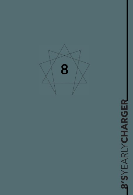 Visualizza Enneagram 8 YEARLY CHARGER Planner di enneaPAGES