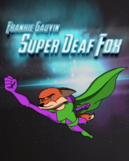 Super Deaf Fox book cover