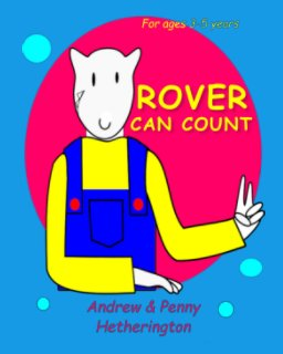 Rover Can Count book cover