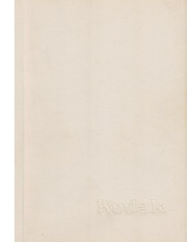 1927 to 1952 On the Occasion of the 25th Anniversary of Kodak AG book cover
