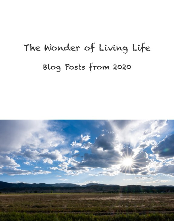 View The Wonder of Living Life by Monte Stevens