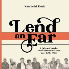 Lend An Ear book cover