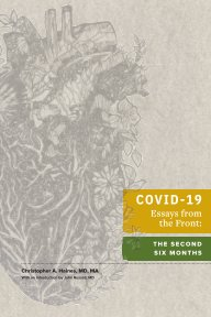 COVID-19 Essays from the Front: The Second Six Months book cover