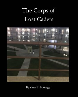 Corps of Lost Cadets book cover