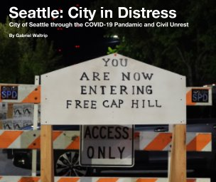 Seattle City in Distress book cover