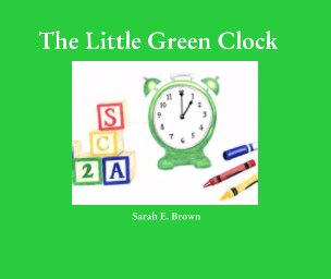 The Little Green Clock book cover
