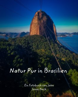 Natur Pur in Brasilien book cover