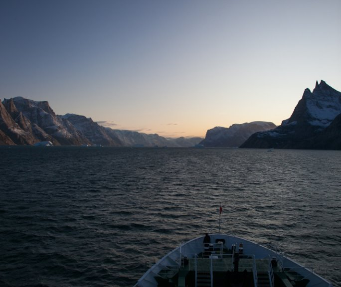 View Arctic Expedition by Debra Schoenberger