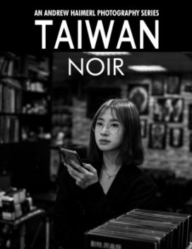 Taiwan Noir book cover