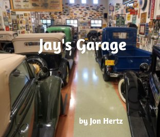Jay's Garage book cover