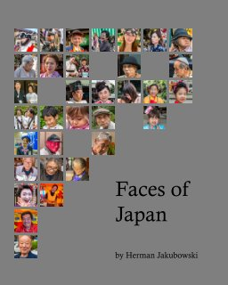 Faces of Japan book cover
