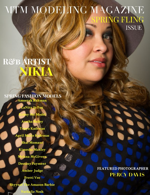 View Spring Fling Issue by MTM Modeling Magazine