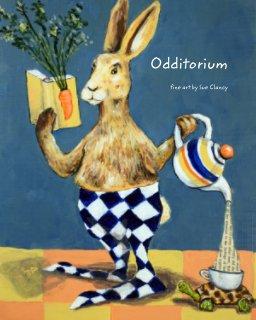 Odditorium book cover