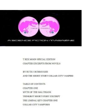 T-Rex Moonzine Special Edition book cover