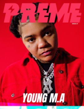 Preme Magazine: Young M.A book cover