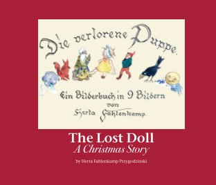 The Lost Doll: A Christmas Story book cover