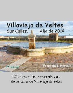 Villavieja de Yeltes book cover