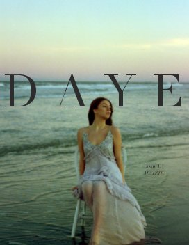 DAYE Issue 01 book cover