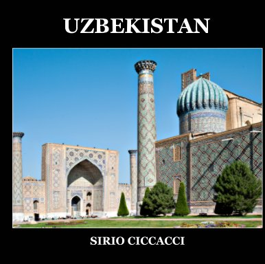 Uzbekistan book cover
