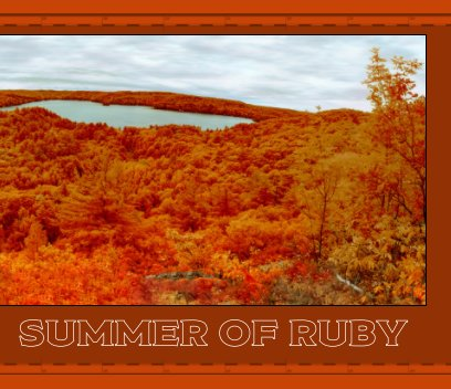 Summer of Ruby book cover