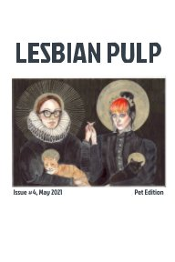 Lesbian Pulp Issue #4 book cover