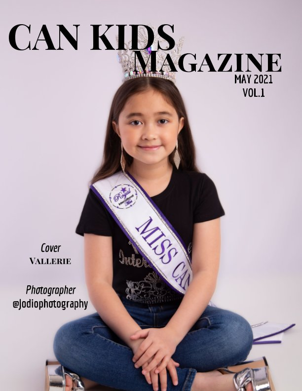View May Issue Vol.1 by CAN KIDS