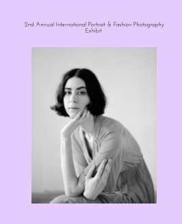 International Portrait and Fashion Photography Exhibit book cover