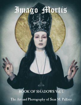 Imago Mortis: Book of Shadows Vol, 1. book cover