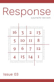 Response 03 book cover