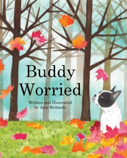 Buddy Worried book cover