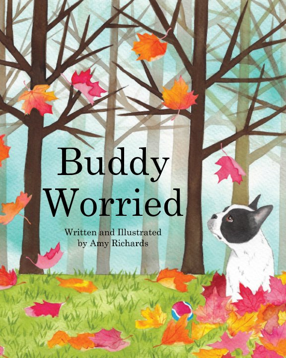 Visualizza Buddy Worried di Amy Richards