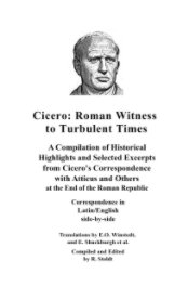 Cicero: Roman Witness to Turbulent Times book cover
