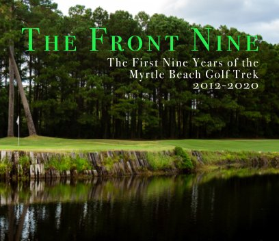 The Front Nine book cover